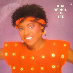 Album  Cover Ren Woods - Azz Izz on ELEKTRA Records from 1982
