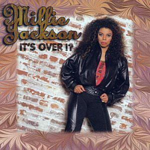 Album  Cover Millie Jackson - It's Over on IC Records from 1995
