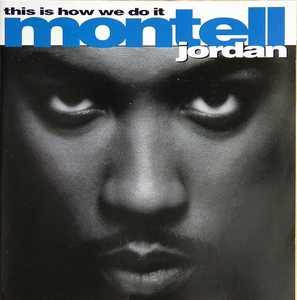 Front Cover Album Montell Jordan - This Is How We Do It