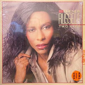 Album  Cover Brenda Russell - Two Eyes on MCA Records from 1983