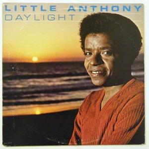Album  Cover Little Anthony And The Imperials - Daylight on SONGBIRD Records from 1980
