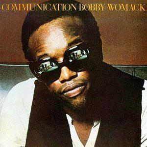 Album  Cover Bobby Womack - Communication on UNITED ARTISTS Records from 1971