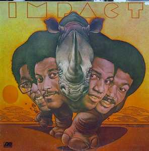 Album  Cover Impact - Impact on ATLANTIC Records from 1976