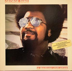 Album  Cover George Duke - Brazilian Love Affair on EPIC Records from 1979