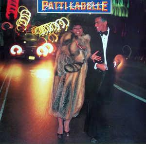 Album  Cover Patti Labelle - I'm In Love Again on PHILADELPHIA INTERNATIONAL Records from 1983
