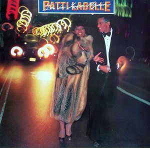 Album  Cover Patti Labelle - I'm In Love Again on PHILADELPHIA INTERNATIONAL Records from 1983