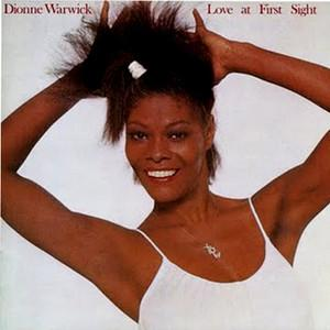 Album  Cover Dionne Warwick - Love At First Sight on WARNER BROS. RECORDS / BS 3119 Records from 1977