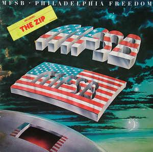 Album  Cover Mfsb - Philadelphia Freedom! on PHILADELPHIA INTERNATIONAL Records from 1975