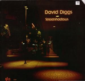 Album  Cover David Diggs - Streetshadows on  Records from 1985