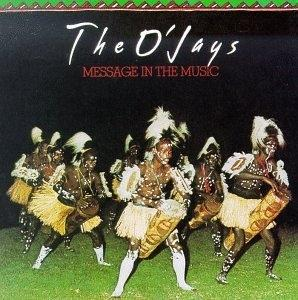 Album  Cover The O'jays - Message In The Music on PHILADELPHIA INTERNATIONAL Records from 1976