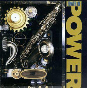 Album  Cover Tower Of Power - Power on CYPRESS Records from 1987