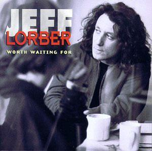 Album  Cover Jeff Lorber - Worth Waiting For on VERVE Records from 1991