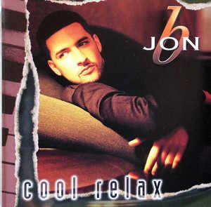 Album  Cover Jon B - Cool Relax on EPIC Records from 1997