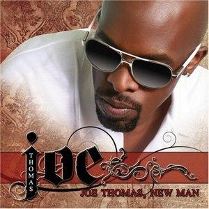 Album  Cover Joe - Joe Thomas, New Man on KEDAR ENTERTAINMENT Records from 2008