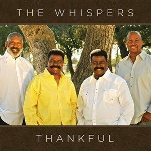 Album  Cover The Whispers - Thankful on KINGDOM Records from 2009