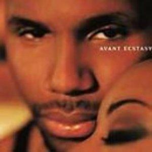 Album  Cover Avant - Ecstasy on MCA Records from 2002