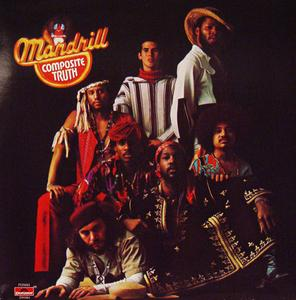 Album  Cover Mandrill - Composite Truth on POLYDOR Records from 1973