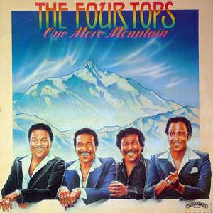 Album  Cover The Four Tops - One More Mountain on CASBLANCA Records from 1982