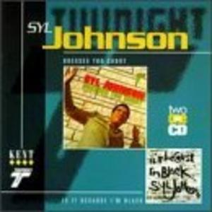 Album  Cover Syl Johnson - Is It Because Im Black? on WINIGHT Records from 1970