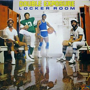 Album  Cover Double Exposure - Locker Room on SALSOUL Records from 1979