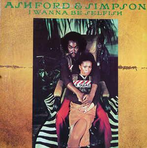 Front Cover Album Ashford & Simpson - I Wanna Be Selfish