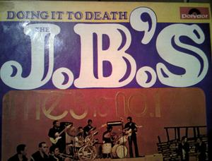Album  Cover Fred Wesley - Doing It To Death on POLYDOR Records from 1974