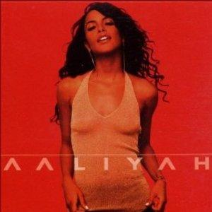 Front Cover Album Aaliyah - Aaliyah