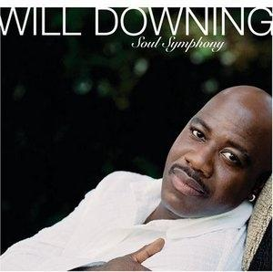 Front Cover Album Will Downing - Soul Symphony
