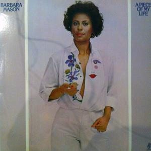 Album  Cover Barbara Mason - A Piece Of My Life on WMOT Records from 1980