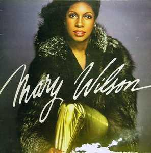 Front Cover Album Mary Wilson - Mary Wilson