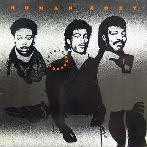 Album  Cover The Human Body - Cosmic Round Up on ELEKTRA Records from 1985