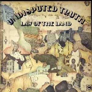 Front Cover Album The Undisputed Truth - Law Of The Land
