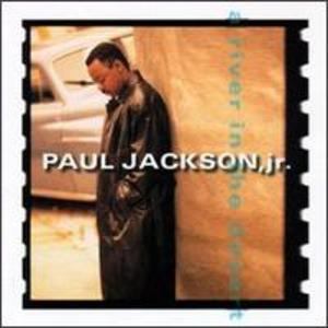 Album  Cover Paul Jackson Jr - A River In The Street on ATLANTIC Records from 1993