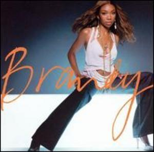 Album  Cover Brandy - Afrodisiac on ATLANTIC Records from 2004