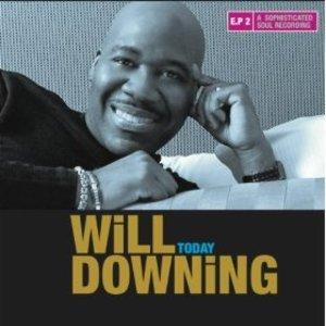 Front Cover Album Will Downing - Today