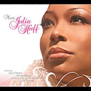 Album  Cover Julia Huff - Meet.... Julia Huff on AR & ASSOCIATES, LLC / JULIA H Records from 2012