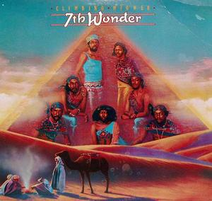Album  Cover 7th Wonder - Climbing Higher on PARACHUTE Records from 1979