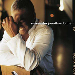 Album  Cover Jonathan Butler - Surrender on N2K Records from 2002