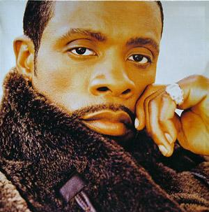 Album  Cover Keith Sweat - Didn't See Me Coming on ELEKTRA Records from 2000