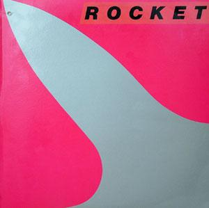 Album  Cover Rocket - Rocket on QUALITY Records from 1982