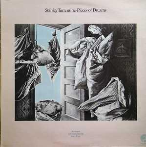 Album  Cover Stanley Turrentine - Pieces Of Dreams on FANTASY Records from 1974