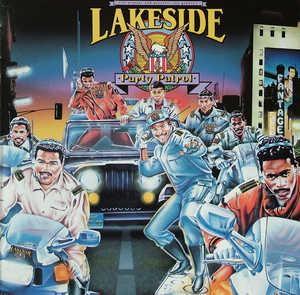 Front Cover Album Lakeside - Party Patrol  | epic records | 4672532 | US