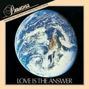 Album  Cover Paradise - Love Is The Answer on PRIORITY LTD. Records from 1983
