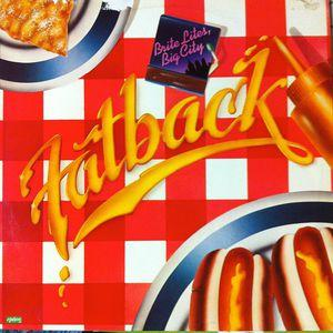 Album  Cover Fatback - Brite Lites, Big City on SPRING / POLYDOR Records from 1979