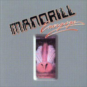 Front Cover Album Mandrill - Energize