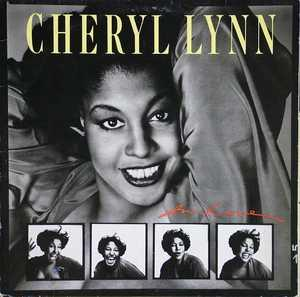 Album  Cover Cheryl Lynn - In Love on COLUMBIA Records from 1979