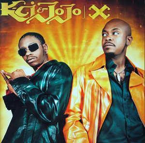 Album  Cover K-ci & Jojo - X on MCA Records from 2000