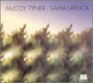 Album  Cover Mccoy Tyner - Sama Layuca on MILESTONE Records from 1974
