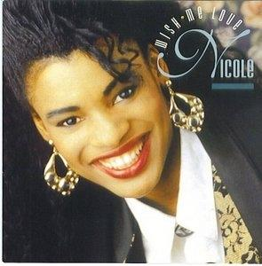 Album  Cover Nicole Mccloud - Wish Me Love on ATLANTIC Records from 1992