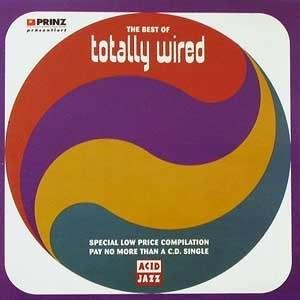 Front Cover Album Various Artists - The Best Of Totally Wired